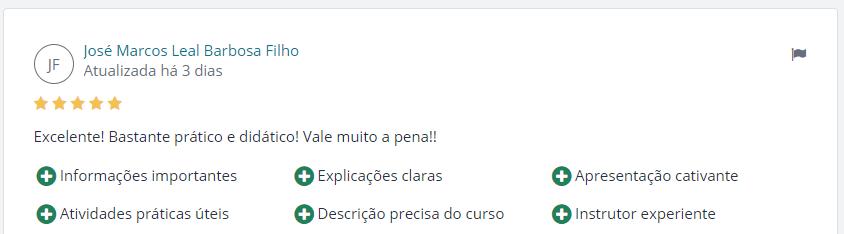 como criar site passo a passo blog vianapatricio testemunho5 - Principal