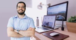 criar blog vianapatricio 300x158 - Curso Completo Criar Site passo a passo