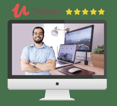 udemy curso como criar site passo a passo vianapatricio min - Principal
