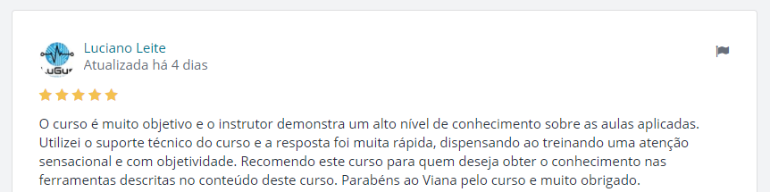 avaliacao criar site vianapatricio3 - Principal