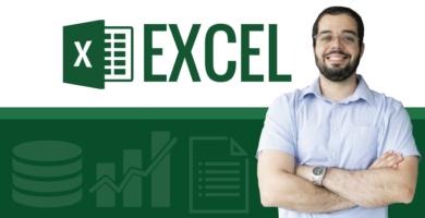 UDEMY EXCEL CAPA 06 390x200 - Curso de Excel para tabulação de dados de pesquisas e relatórios